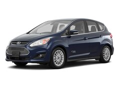 2016 Ford C-Max Energi SEL Front-Wheel Drive with Limited-Slip Differential 4