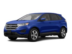 New 2016 Ford Edge SE SUV in Helena, MT