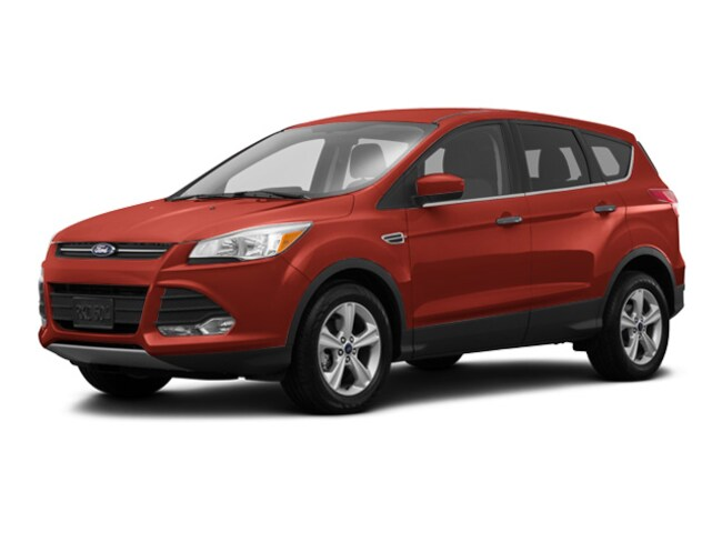 Certified Pre-Owned 2016 Ford Escape SE 4WD  SE For Sale in Mechanicsburg, PA