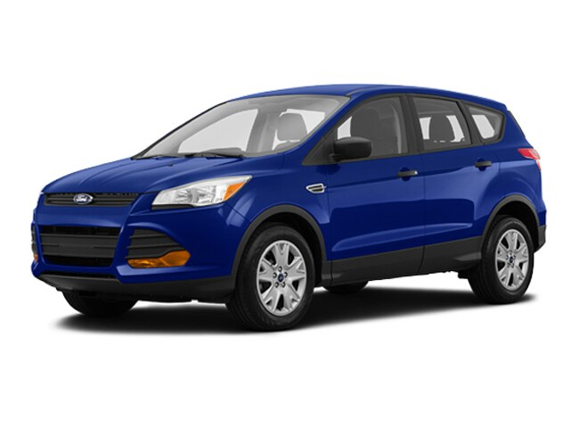 2016 Ford Escape S - 4WD