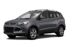 Used 2016 Ford Escape Titanium 4WD 2.0L SUV