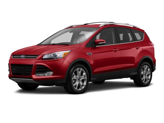 used 2016 Ford Escape Titanium SUV Rockford MI