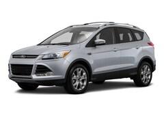 2016 Ford Escape Titanium 4x4 SUV
