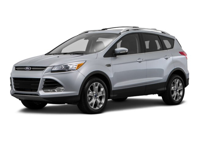 Used 2016 Ford Escape Titanium SUV For Sale Holland, MI