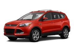 2016 Ford Escape Titanium SUV 1FMCU0JX6GUB47449