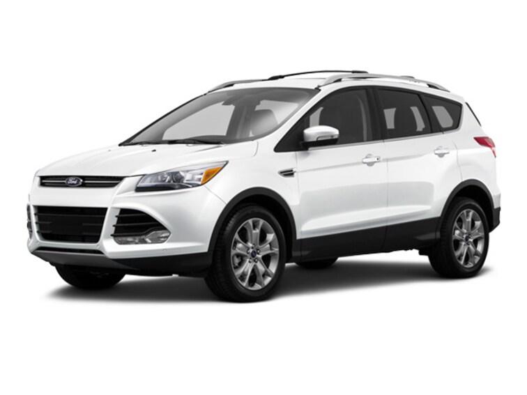 Used 2016 Ford Escape Titanium SUV in Columbia, MO