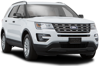 Current 2016 Ford Explorer SUV Special Offers