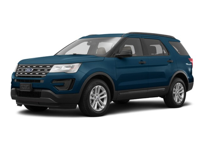 New 2016 Ford Explorer Base SUV Stroudsburg
