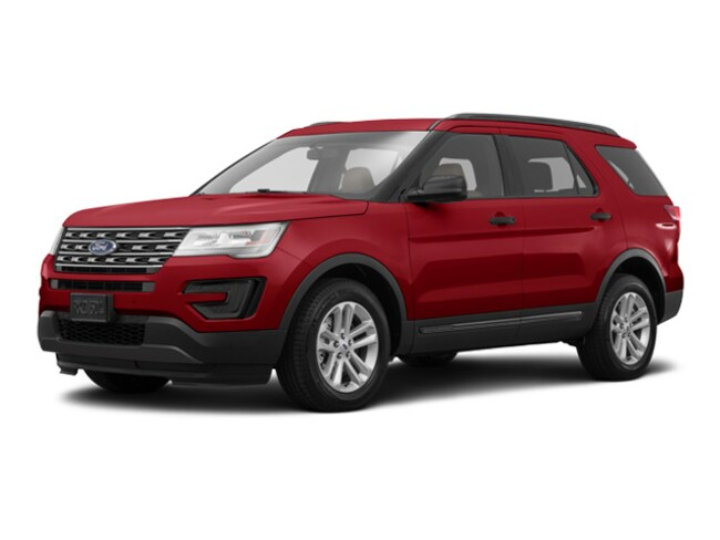 Used 2016 Ford Explorer Base SUV for sale in Whitehall WV