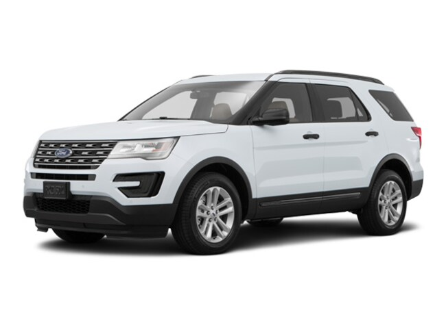 Used 2016 Ford Explorer Base SUV Tucson