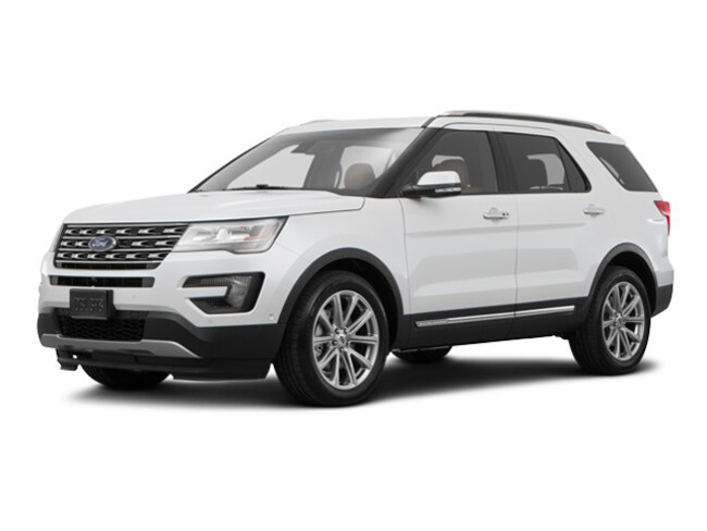 2016 Ford Explorer Limited SUV for sale in Columbus, TX