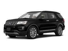 2016 Ford Explorer Limited 4WD SUV