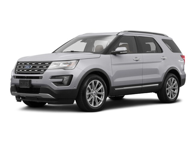 2016 Ford Explorer Limited 4x4 SUV