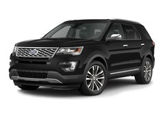 2016 Ford Explorer Platinum SUV