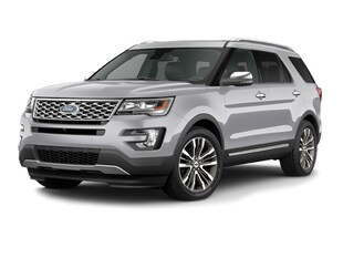 2016 Ford Explorer Platinum 4WD  Platinum
