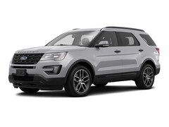 Used 2016 Ford Explorer Sport SUV for Sale in Wayne