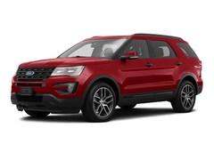 2016 Ford Explorer Sport Sport Utility
