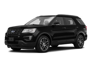 Used 2016 Ford Explorer Sport SUV for sale near Chicago, Illinois