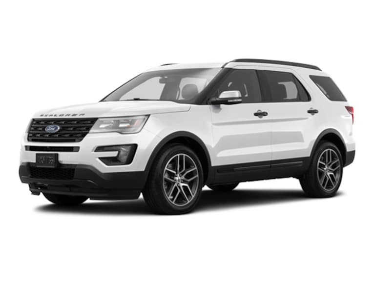 Certified Pre Owned  Ford Explorer Sport Suv In Beaverton
