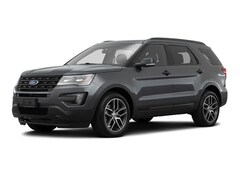 2016 Ford Explorer Sport 4WD  Sport For Sale Folsom California