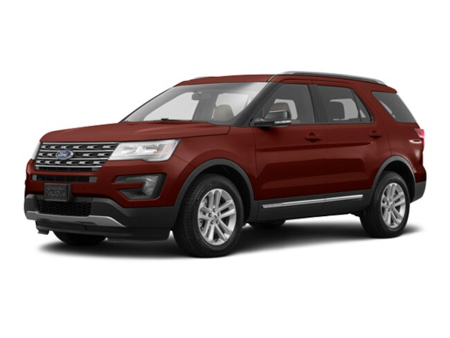 Used 2016 Ford Explorer XLT SUV for sale in Jersey City