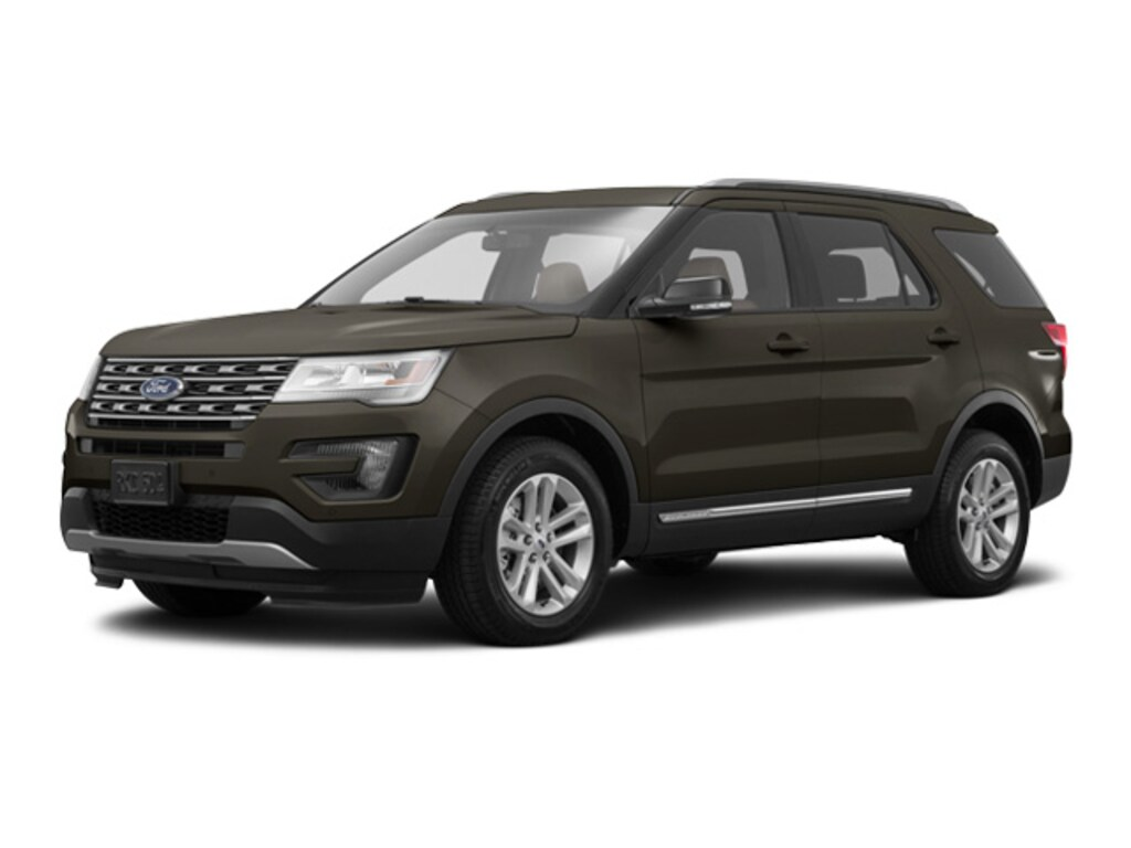 Myrtle Beach Ford >> Used 2016 Ford Explorer Xlt Brown For Sale In Myrtle Beach