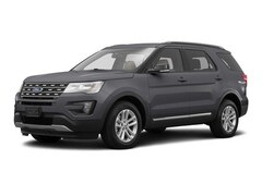Used 2016 Ford Explorer XLT Sport Utility in Franklin, MA