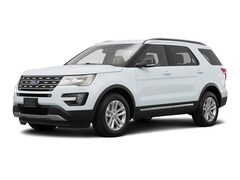 Used 2016 Ford Explorer XLT SUV for Sale in Richfield, UT