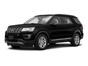 2016 Ford Explorer 4WD 4dr XLT Sport Utility