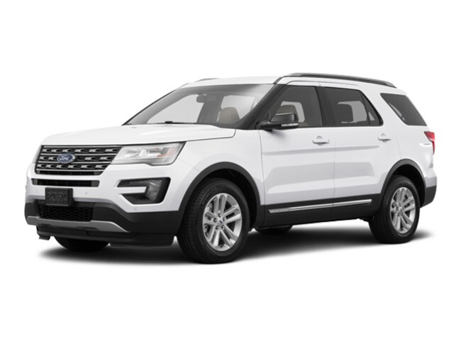 Used 2016 Ford Explorer 2.3L XLT SUV for sale in Whitehall WV