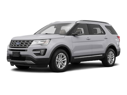 Featured Used 2016 Ford Explorer XLT 4WD  XLT 1FM5K8D8XGGA56555 for Sale in Carroll, IA