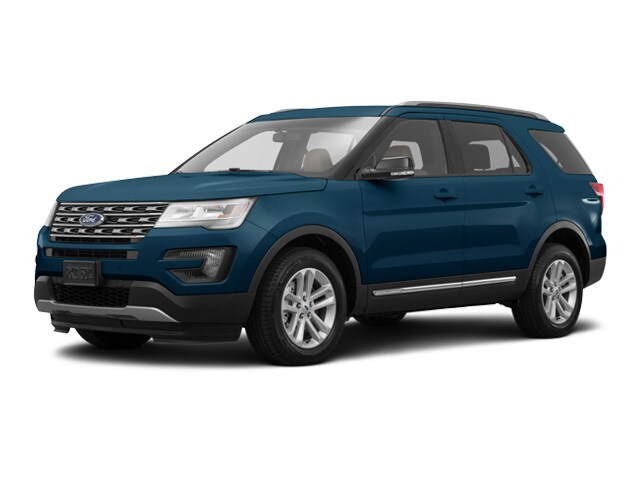 Used 2016 Ford Explorer SUV For Sale in San Angelo, TX