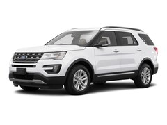 Used 2016 Ford Explorer XLT FWD 4dr SUV for sale in Charlotte, NC
