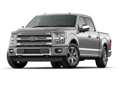 Used 2016 Ford F-150 Platinum Truck SuperCrew Cab Missoula, MY
