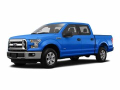 Used 2016 Ford F-150 XLT Truck SuperCrew Cab Missoula, MT