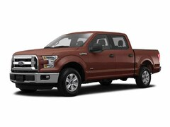 Used 2016 Ford F-150 4WD Supercrew 145 XLT Truck SuperCrew Cab For Sale in Casper, WY