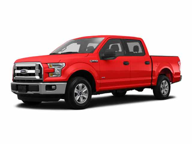 2016 Ford F-150 XLT Truck SuperCrew Cab