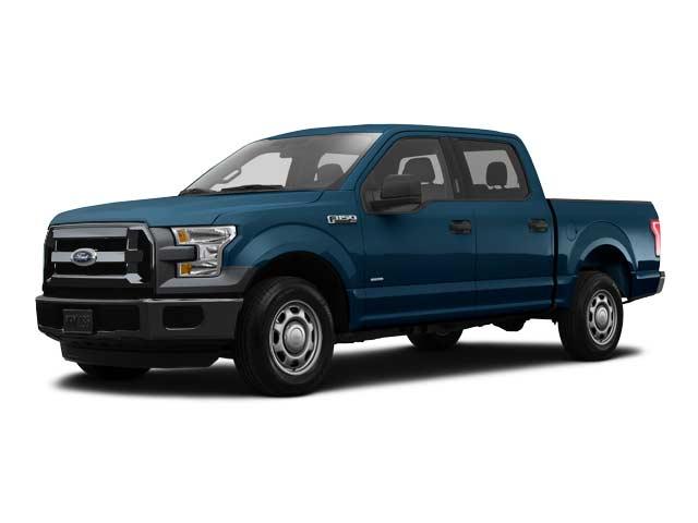 2016 Ford F-150 4x4 Supercrew XLT Pickup Truck