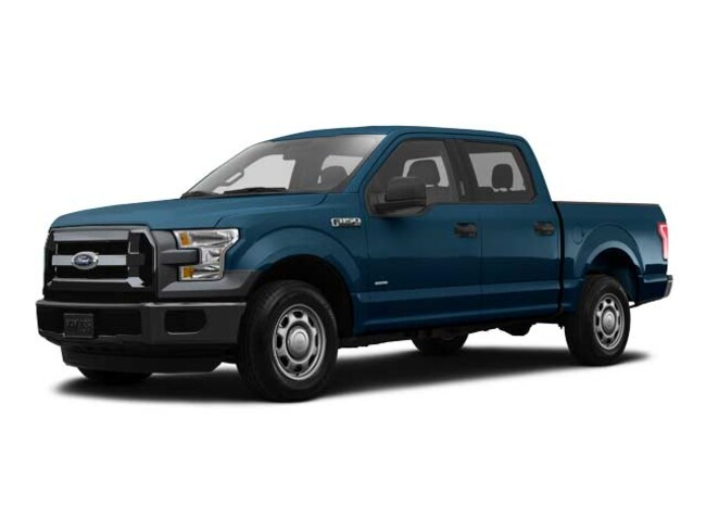 Used 2016 Ford F-150 XLT Truck for sale in Beavercreek, OH.