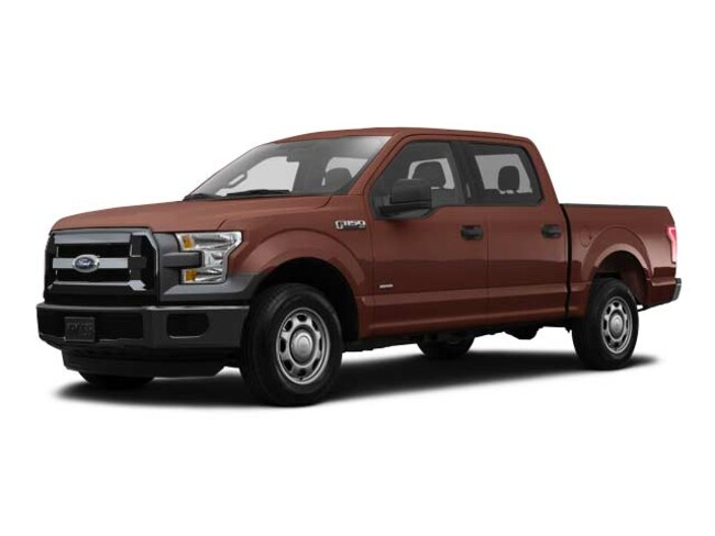 Used 2016 Ford F-150 3.5L XLT Crew Cab Short Bed Truck for sale in Whitehall WV