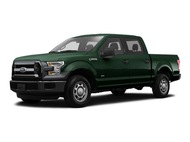 2016 Ford F-150 4x4 Supercrew XLT Pickup Truck