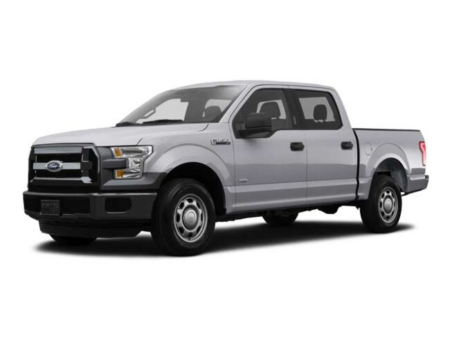 2016 Ford F-150 Crew Cab Pickup