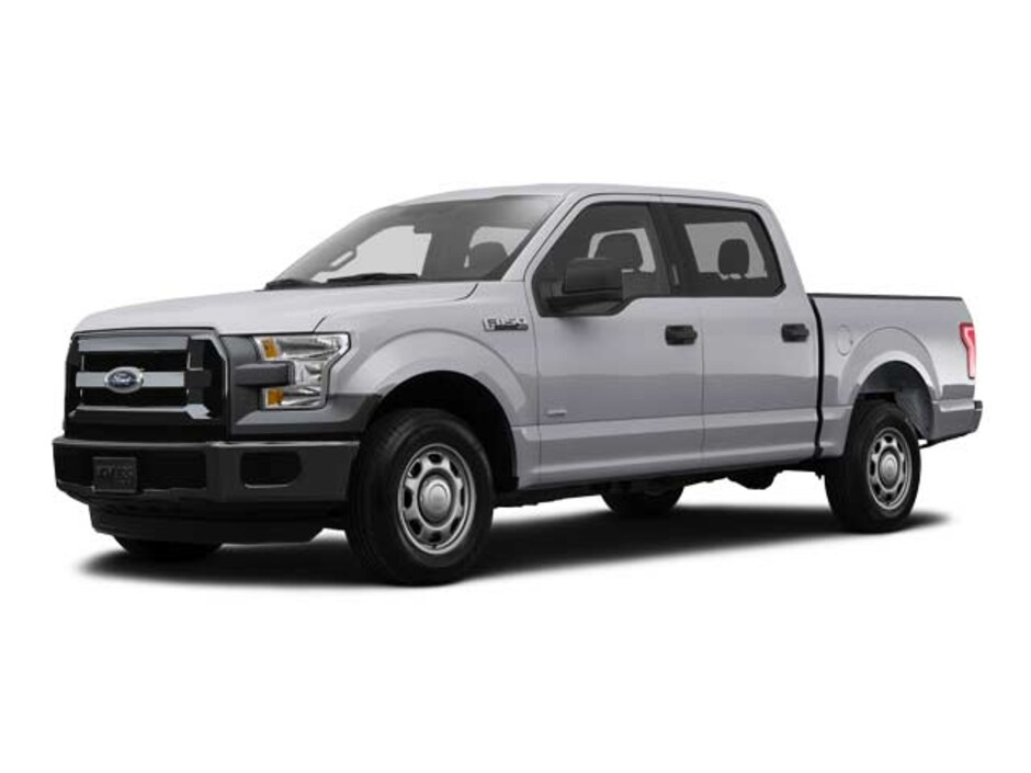 Used 2016 Ford F-150 Lariat SuperCrew Lamesa