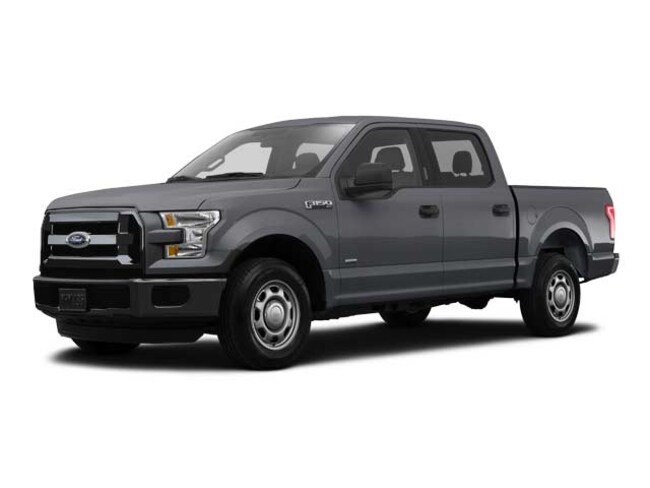 2016 Ford F-150 XLT Truck