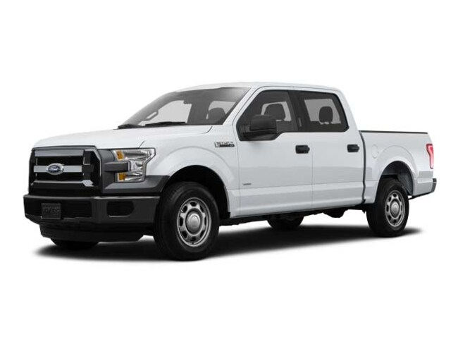 Used 2016 Ford F-150 XLT Truck in Rockdale, TX