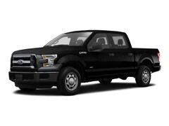 2016 Ford F-150 GRAY CLOTH Crew Cab Short Bed Truck