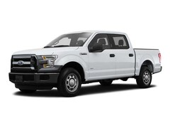 Used 2016 Ford F-150 4WD Supercrew 145 Lariat Truck SuperCrew Cab For Sale in Casper, WY