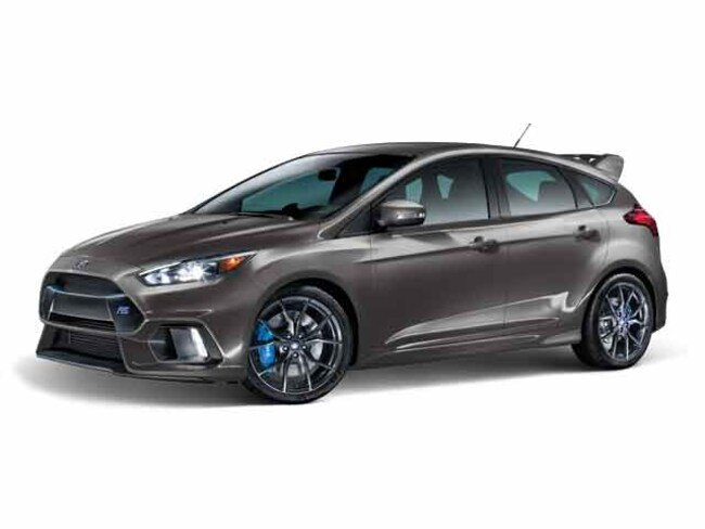 Used 2016 Ford Focus RS Hatchback For Sale Morehead City, NC