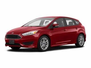 2016 Ford Focus SE À hayon 2.0L Ordinaire sans plomb Ruby Red Tinted
