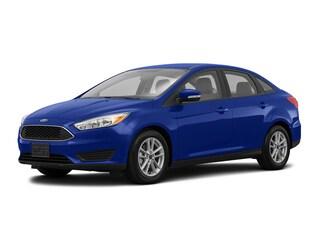 2016 Ford Focus SE Berline 2.0L Ordinaire sans plomb Kona Blue